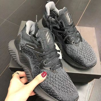 Adidas Alphabounce Beyond Woven running shoes-6