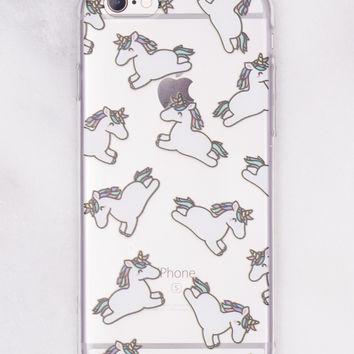 Unicorn Cutie iPhone Case