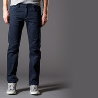 [True Grit] Slim Jeans in Navy Beans