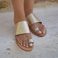 leather sandals,handmade sandals,gold leather,womens sandals,gifts,greek sandals,womens shoes,doughter sandals,sandals,gifts.summer sandals