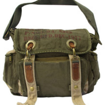 ARMY MESSENGER BAG $47.99