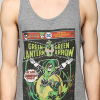 Junk Food Green Lantern Tank Top - Urban Outfitters