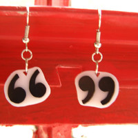 Don't Misquote Me Quotation Mark Shrink Plastic by lacyface