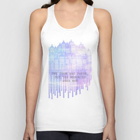 Paper Towns Unisex Tank Top by Anthony Londer