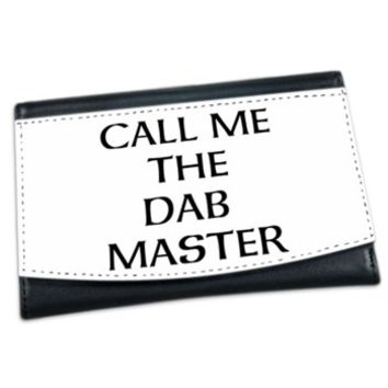 THE DAB MASTER Mini Wallet> THE DAB MASTER> 420 Gear Stop