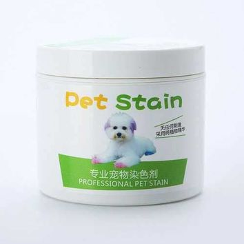 Top Performance Hair Dye Gel for Dogs Professional Pet Hair