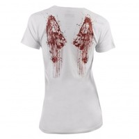 Dexter Blood Wings Women's T-Shirt