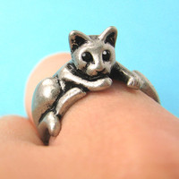 Kitty Cat Themed Realistic and Adorable Animal Jewelry by DOTOLY