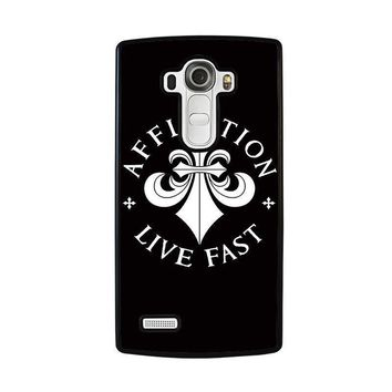 affliction lg g4 case cover  number 1