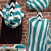 NEW ITEM! Full Coverage Nursing Cover, Nursing Scarf, Car Seat Cover by Angelivy