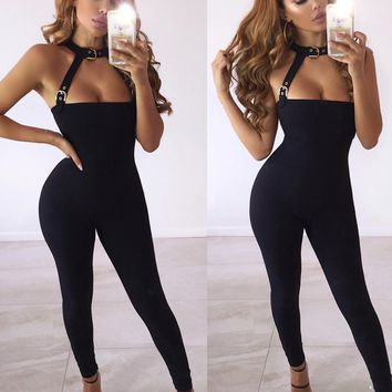 Dolly Halter sexy Jumpsuit