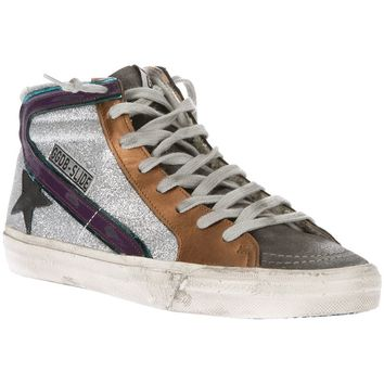 Golden Goose Deluxe Brand 'Slide' Hi-Top Trainer