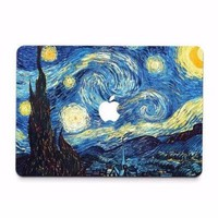 Macbook Decal & Skin - Starry Night