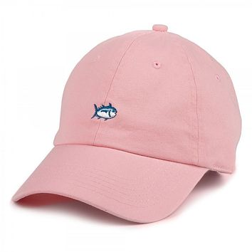 Mini Skipjack Hat in Pink by Southern Tide