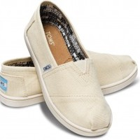 Natural Canvas Youth Classics