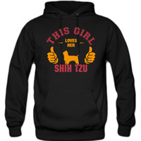 this-girl-loves-her-shih-tzu-t-shirt-design hoodie