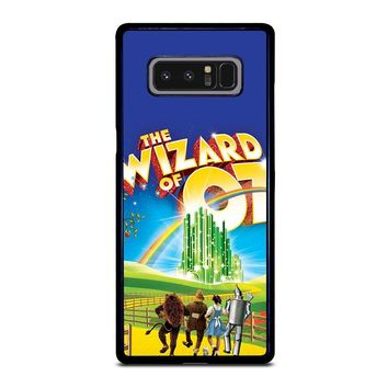 THE WIZARD OF OZ 3 Samsung Galaxy Note 8 Case Cover
