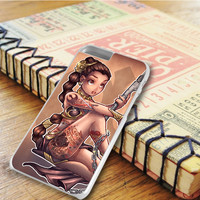 Tattooed Disney Princess iPhone 6 Plus Case
