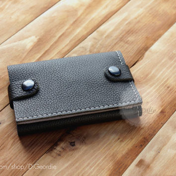 Mens wallet coin pocket wallet leather wallet womens wallet olive genuine leather wallet credit card wallet credit card holder leather purse