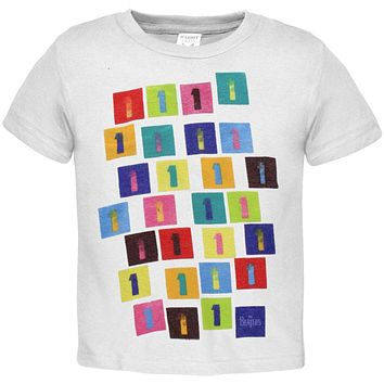 The Beatles - Tilez Toddler T-Shirt