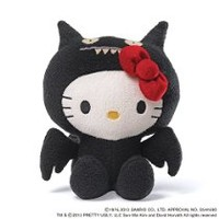 Ugly Dolls Hello Kitty l, Ice Bat