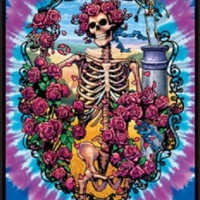 Grateful Dead Bertha Black Light Poster 23x35