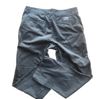 Men's Colombia pants in gray 34x32