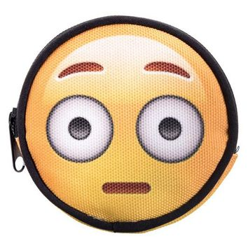 Emoji Change Purse