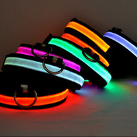 Dogs Luminous Fluorescent Collars