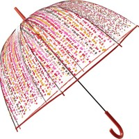 Vera Bradley Women's Bubble Umbrella Pixie Blooms Umbrella One Size