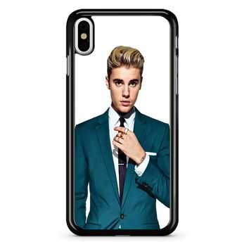 Justin Bieber Cool iPhone X Case