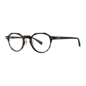 Seraphin - Penfield Grey Waves Eyeglasses / Demo Lenses