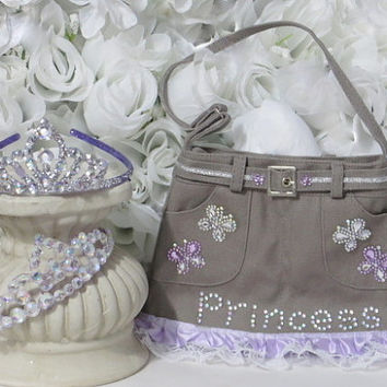 Princess Gifts Set - Girls Birthday - Girls Gifts - Toddler Gifts - Princess Accessories - Princess Party - Party Hair Accessories - Gifts