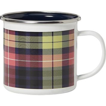 Old Navy Graphic Steel Mugs Size One Size - Multi plaid