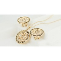 Parker Earring and Necklace Set