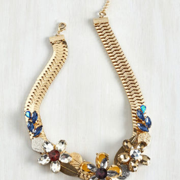 Garden Statement Necklace by ModCloth