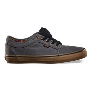 Vans Chukka Low (Hemp dark grey/gum)