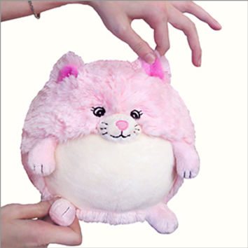 Mini Squishable Pink Kitty