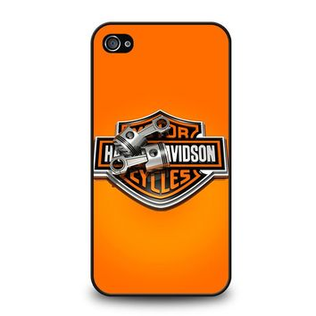 HARLEY DAVIDSON PISTON iPhone 4 / 4S Case Cover