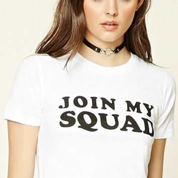 Join My Squad Graphic Tee