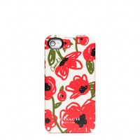 Coach :: Poppy Floral Iphone 4 Case