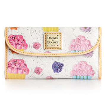 Dooney & Bourke Handbag, Cupcake Continental Clutch - Handbags & Accessories - Macy's