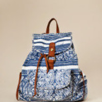 Paisley Palisades Backpack - New Arrivals - Lucky Brand Jeans