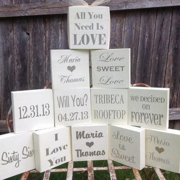 Shop Signs For Wedding Favors on Wanelo
