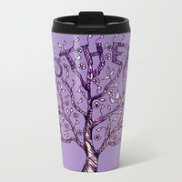 Mother Metal Travel Mug by ES Creative Designs