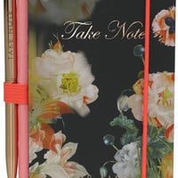 Ted Baker Mini Blooms Notebook