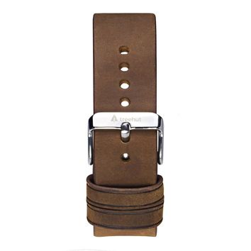 24mm Classic Brown Band