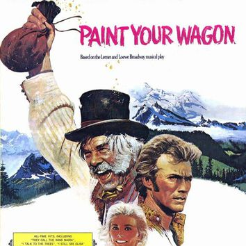 Paint Your Wagon 11x17 Movie Poster (1969)