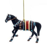 Trail Of Painted Ponies SQUASH BLOSSOM ORNAMENT Horse Christmas 4054113