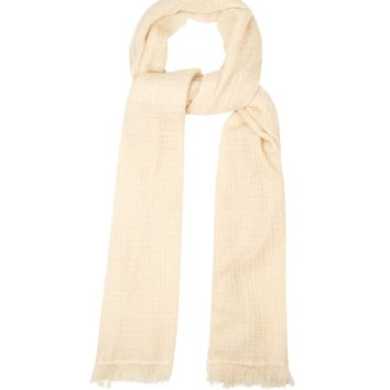 Zali wool and cashmere-blend scarf | Isabel Marant Étoile | MATCHESFASHION.COM US